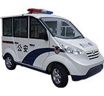 燃油警务巡逻车