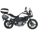轻骑铃木DL650摩托车